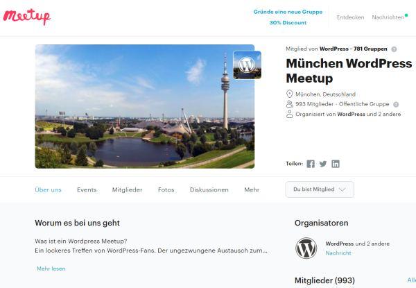 Wordpress for